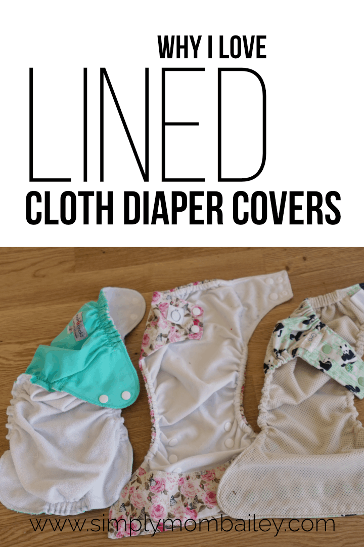 why i love lined cloth diaper covers #clothdiapers #makeclothmainstream #diapers #babystuff