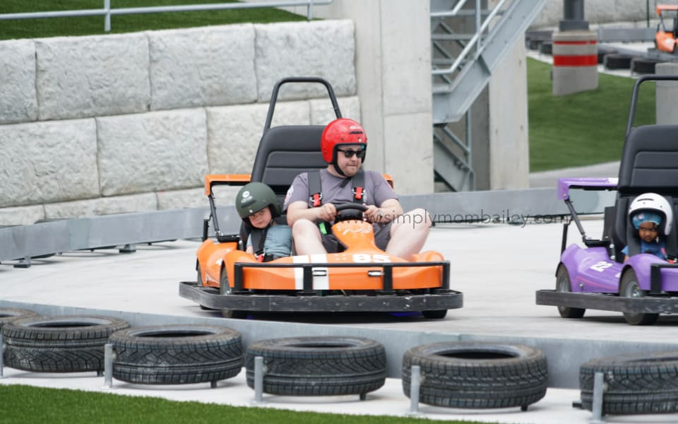 Eastern Ontario Roadtrip - Niagara Speedway with Kids