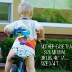 Mother-ease Big Kid Training Pants