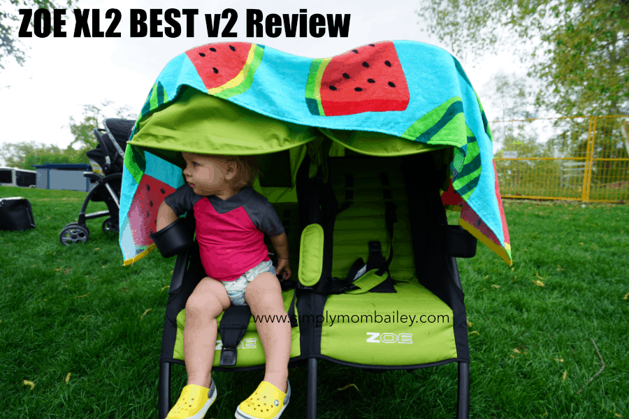 Zoe XL2 BEST V2 Stroller Review