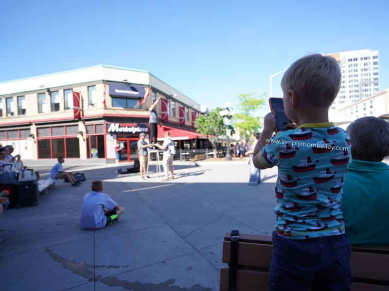 Eastern Ontario Roadtrip - Byward Market in Ottawa