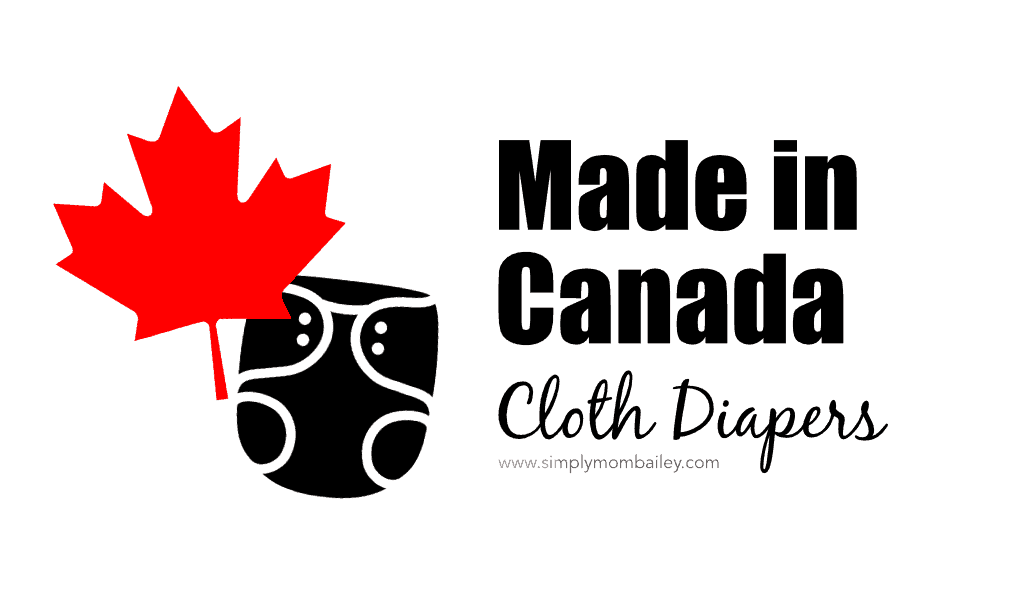 Made in Canada Cloth Diapers 1