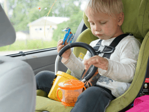 Try a Tech-Free Roadtrip with Toddlers