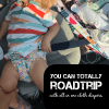 You Can Totally Roadtrip with AIO Cloth Diapers