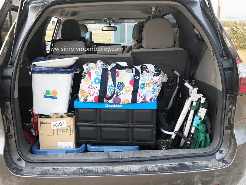 Mother-ease Pail Liner and Dirty Diaper Solutions for Roadtrips