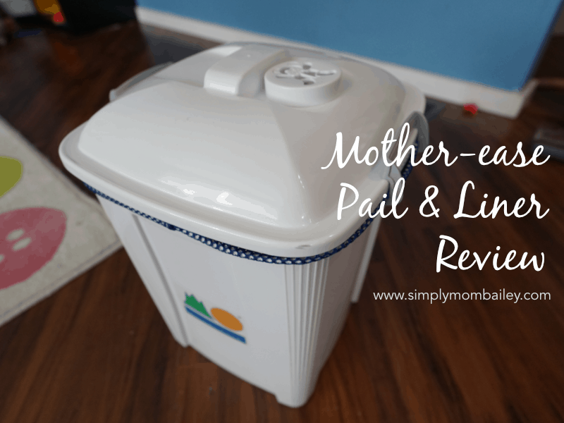 Motherease Pail & LIner Review