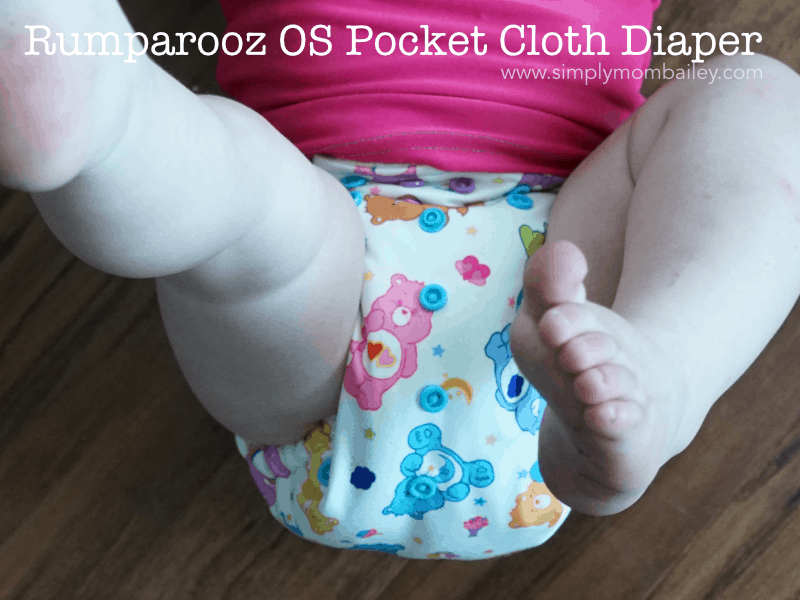 Rumparooz OS Cloth Diaper Pocket