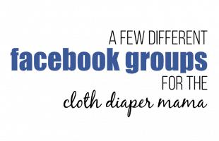 Cloth Diaper Facebook Groups