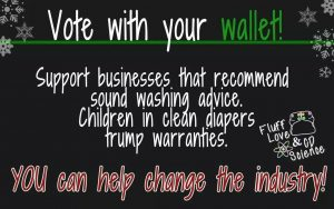 FLU Vote with YOUr Wallet