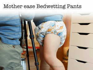 Mother ease training pants for bedwetting kids