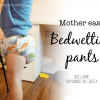 Motherease Bedwetting Pants on a 40 pound toddler - Size Large on a child