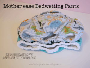Size Large Bedwetting Pant