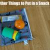 Snack Bag for Snacks Reusable