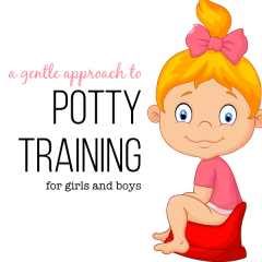 Potty Training Strategy for Kid #2.