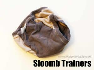 Inside of Sloomb Trainers