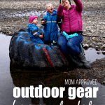 Rainy Day Gear for Kids that I love