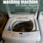 My Cloth Diaper Wash Routine