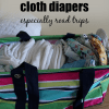 Tips for Travel with Cloth Diapers [especially road trips]