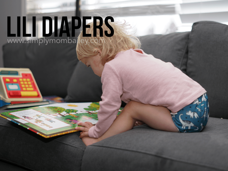 Lili Diapers Is A Quebec Made Pocket Cloth Diaper By WAHM