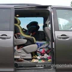 Car Seat Groups…