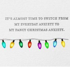 My Christmas FOMO