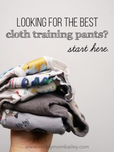looking for the best cloth training pants for potty training? start here