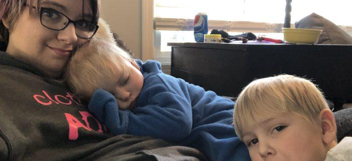 Yes, Sleep When the Baby Sleeps