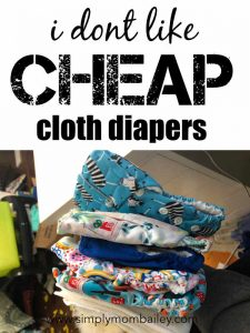 I don't have to like Cheap Diapers