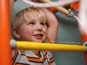 Indoor Play Structures for Climbing - Preschooler Climbing Centers