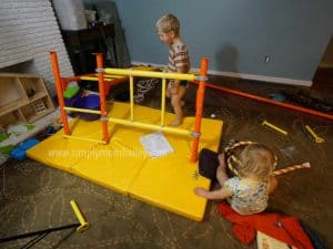 how to build the brainrichkids play gym center