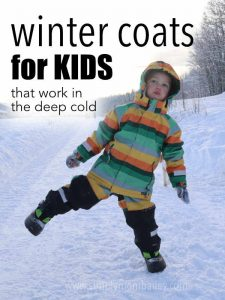 Kids Winter Coats for Cold Winters