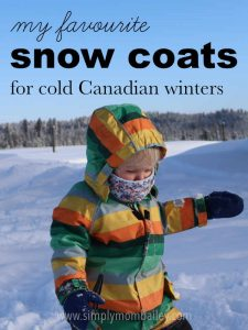 Snow Suits for Canadian Winters - Best winter coats for kids