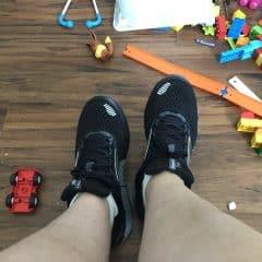 6 Weeks Post Op: Into Shoes We Go