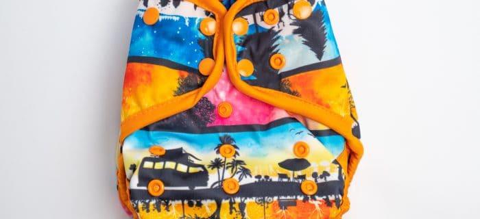 Bebeboo Flex Cover – Cloth Diaper Review