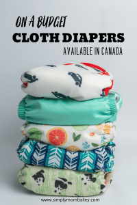 Budget Cloth Diapers in Canada