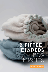 Fitted Diaper Comparison of the Nuggles and Sloomb Cloth Diaper