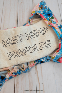 Best Hemp Prefolds? Cloth Diapers