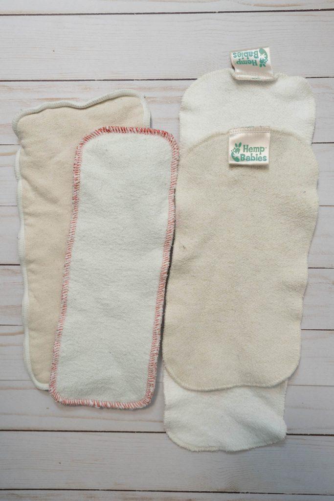 Hemp Babies Cloth Diaper Inserts-14