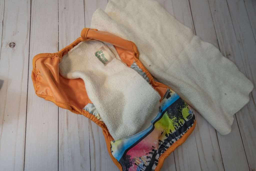 Hemp Babies Cloth Diaper Prefold-11